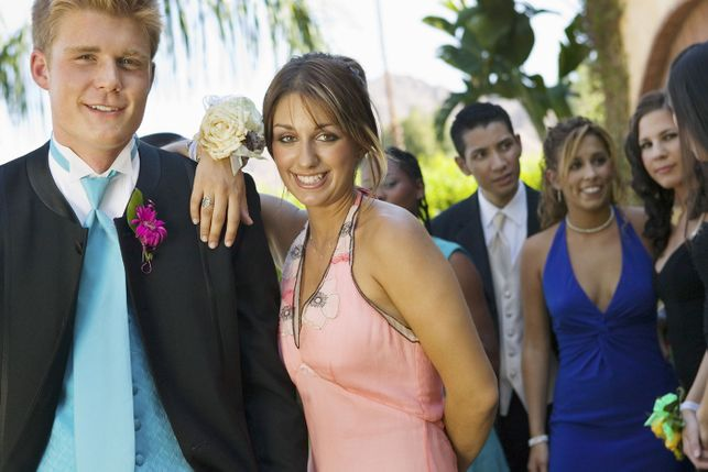 Affordable prices for the perfect prom night dress